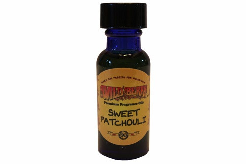 Wild Berry Sweet Patchouli Oil Incense