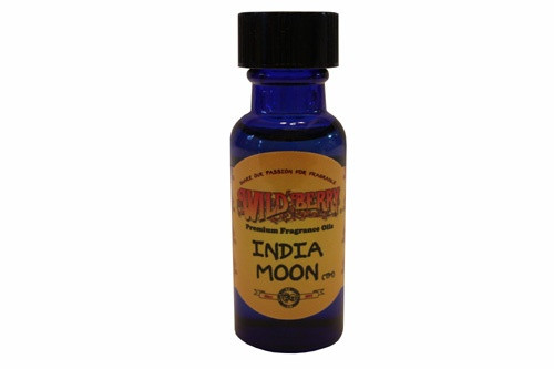 Wild Berry India Moon Oil Incense